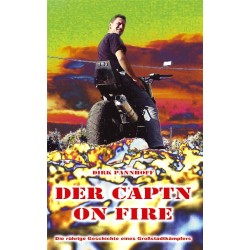 Der Captn on Fire